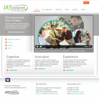 University of Washington - IASystem Redesign