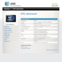 Development of HTC Device Support Portal